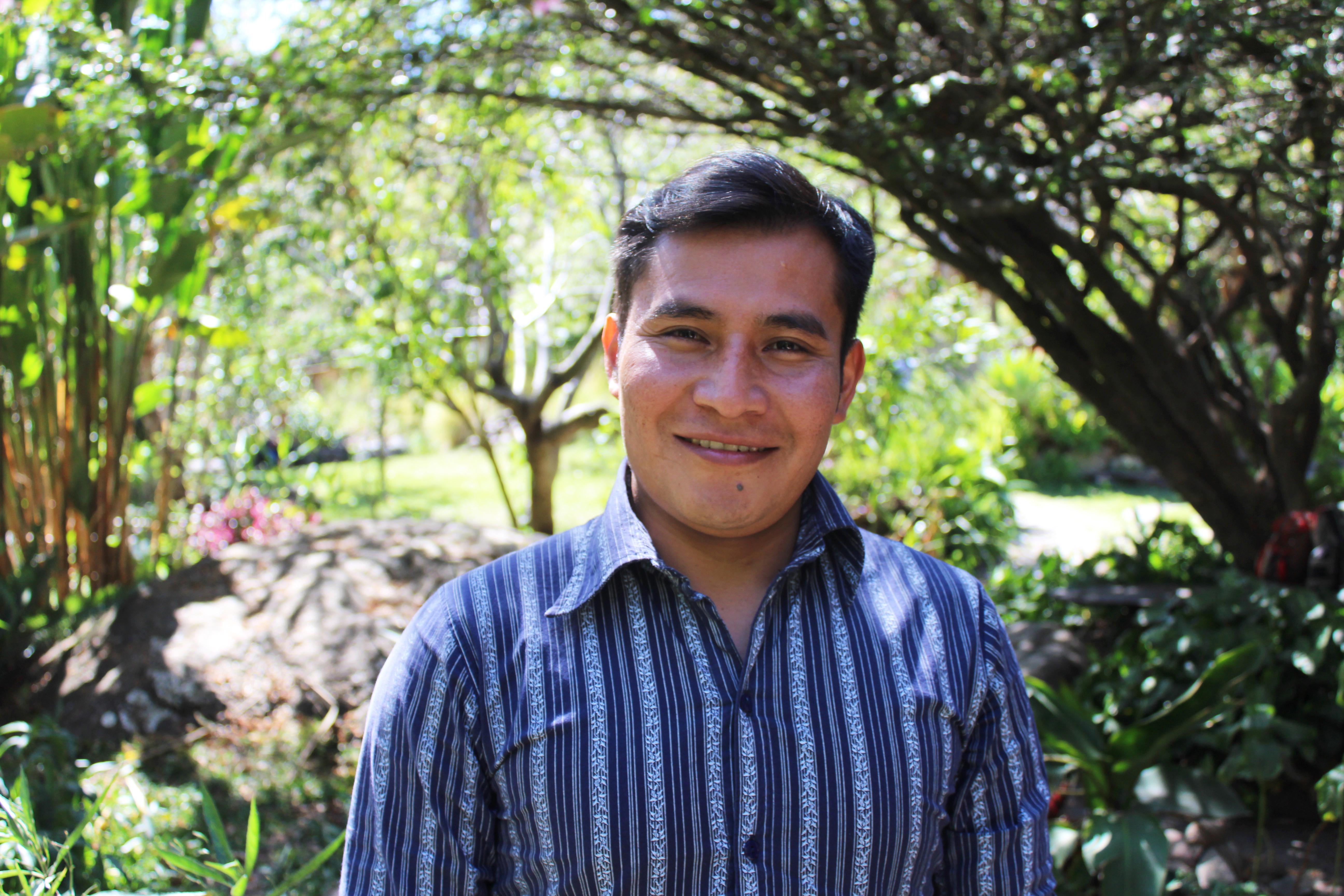 Ervin Samuel Quiacaín Sajvín