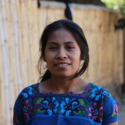 Angelina Quiacaín Sajvín
