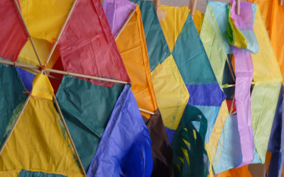 Festival of Kites and Jocotes
