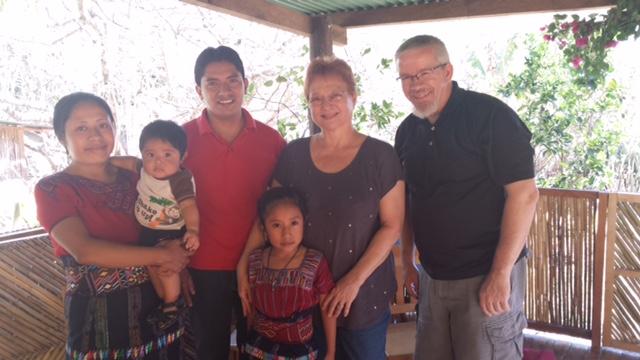 A special visit to Escuela Caracol