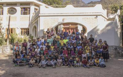 Escuela Caracol, ciclo escolar 2019.