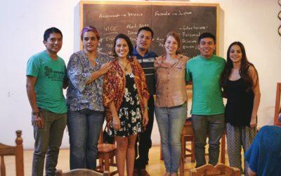 Asociación Caracol – New Board members where elected.